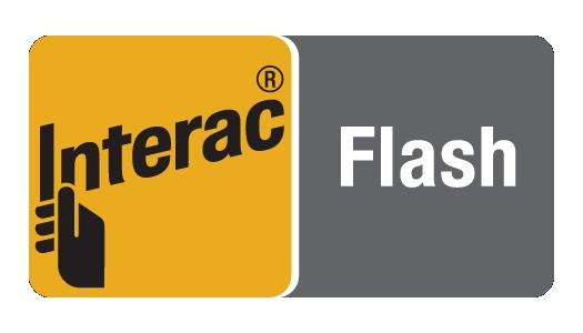 Interac flash